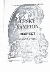 Tchechischer Champion