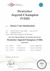 VDH-Jugend-Champion